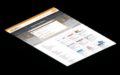 New functionalities website: easier to search members