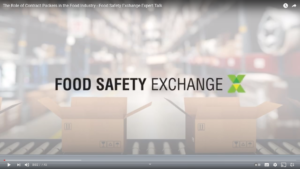 ECPA interview Food safety Exchange